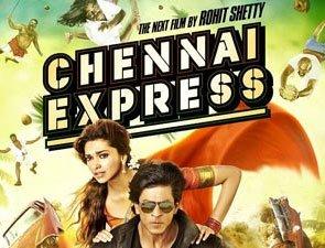 'Chennai Express' trailer crosses 2 million mark on YouTube