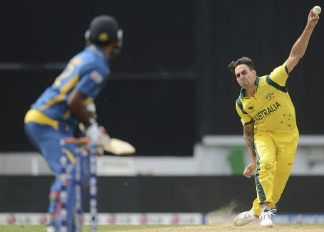 Elegant Jayawardene guides Sri Lanka to 253/8 vs Australia