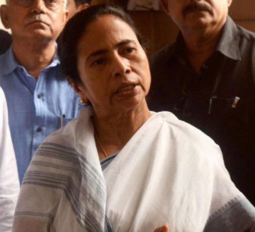 Mamata shouts at anti-rape protestors