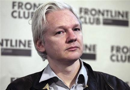 Assange could be holed up in UK for five years