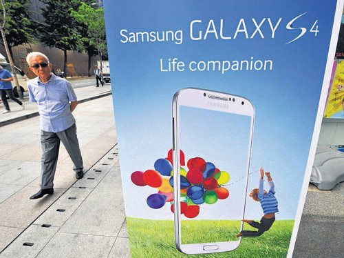 Samsung to launch faster Galaxy S4 phone