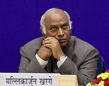 Kharge seventh Rly minister from Karnataka