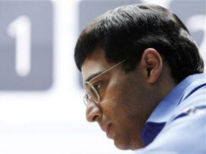 Viswanathan Anand draws with Gelfand