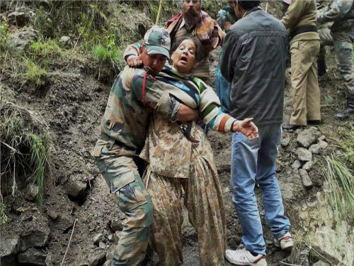 Over a dozen helicopters deployed in U'khand, HP rescue ops