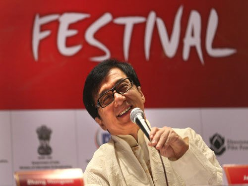 Would love to work in Bollywood: Jackie Chan