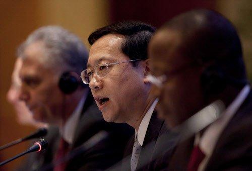 Israeli-Palestinian peace talks must resume: China
