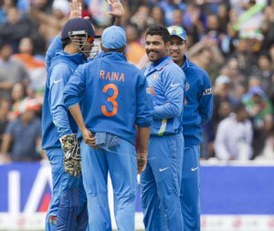 Full-strength India trains ahead of semifinals