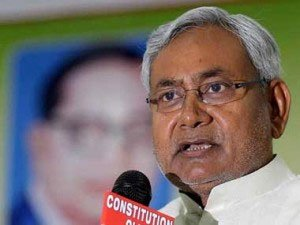Nitish dismisses Modi wave as one created by corporate houses