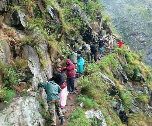 Uttarakhand toll up to 150, rescue operations on
