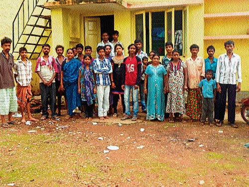 'Illegal buildings claimed our kin's lives'