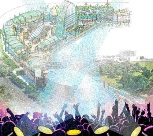 Entertainment centres fail to amuse govt