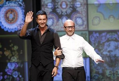 Dolce and Gabbana sentenced to jail