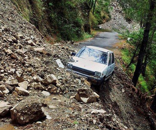 Damage to road, bridge links biggest challenge: ITBP chief