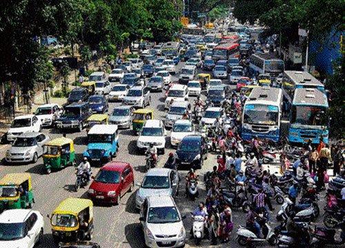 Car pooling ensures attendance in schools