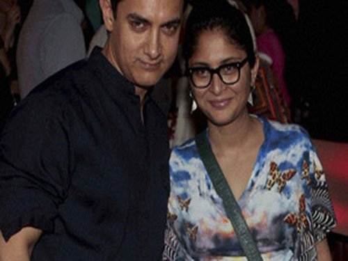 I can never compete with Aamir: Kiran Rao