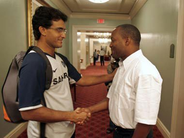 Sourav Ganguly is my favourite Indian captain: Lara