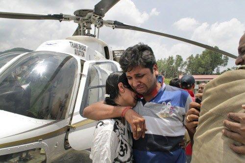 Kin of missing, stranded pilgrims crowd Dehradun