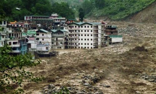 2,200 people evacuated from Govind Dham in Uttarakhand