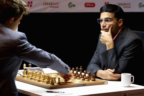 Anand draws with Mamedyarov
