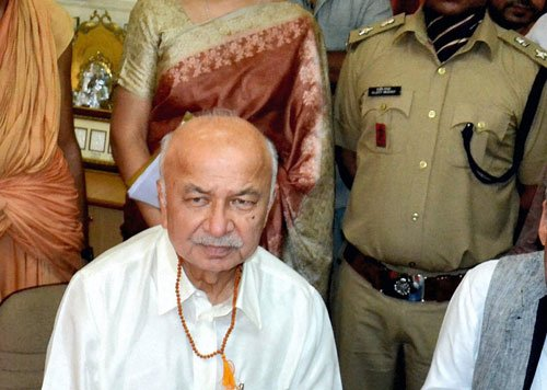 UPA in damage control over Shinde's statement