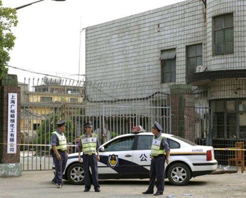 Man goes on killing spree in China, murders six