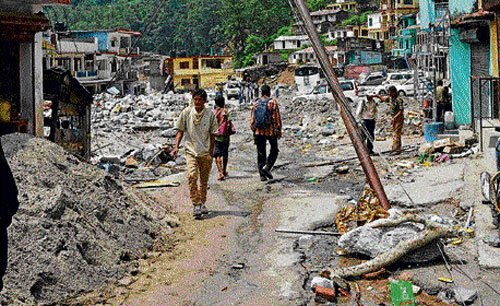 More than 500 from AP feared dead