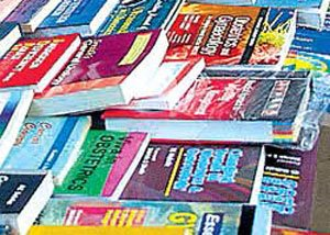 No PU textbooks before  early July