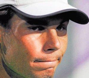 'Grass not good for Nadal's knees'