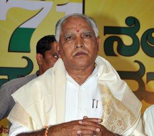 BJP to decide on Yeddy's return on Saturday
