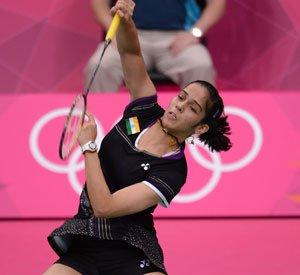 Saina gains a place to be World No.3