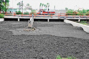 Sewage treatment, a saga  of wasted energy