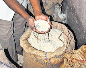 Karnataka  to tighten levy system on rice