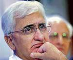 Dialogue with Pak after new govt settles down: Khurshid