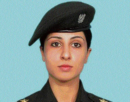 Army to get first woman ADC to  Commander