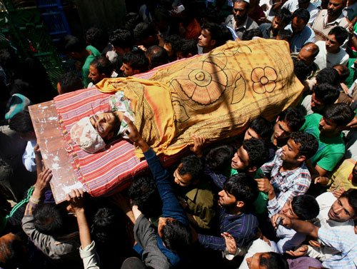 2 youths killed in alleged army firing in Bandipora, trigger protests