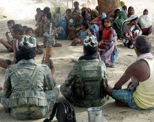 Women cadres shedding traditional roles in LWE areas