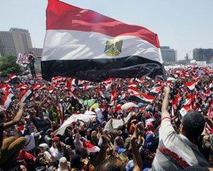Vociferous anti-Mursi protests sweep Egypt