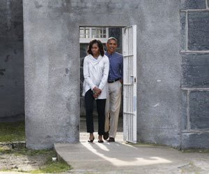 Mahatma's 'Satyagraha' first took root in South Africa: Obama