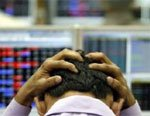 Sensex ends 3-day rally; down over 113 pts on profit booking