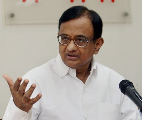 No ceiling on number of new bank licences: Chidambaram