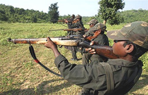 Maoists kill SP, five policemen in Jharkhand