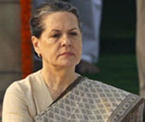 Morphed picture of Sonia posted on FB, case registered