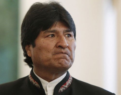 Bolivian President's plane refused airspace over Snowden fear