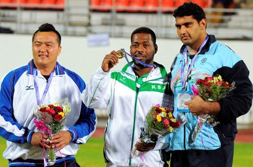 Mixed day for Indians at Asian Athletics Championships