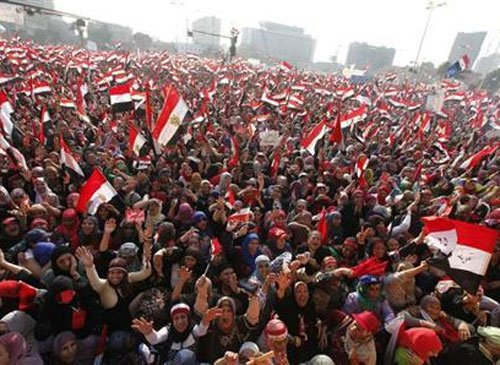 Mursi aide says coup under way in Egypt