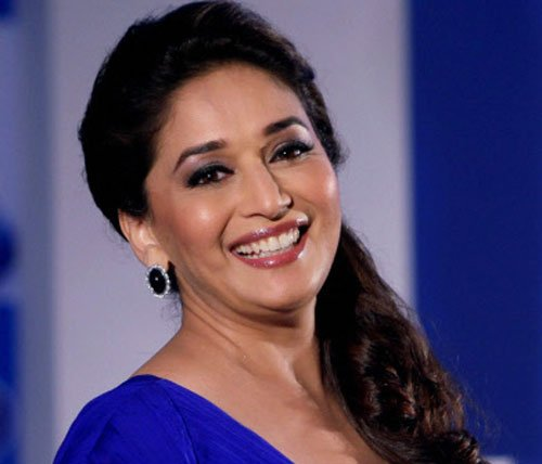My contemporaries are doing great: Madhuri