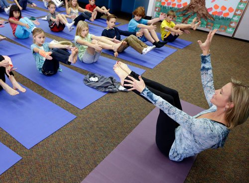 Weekly yoga may relieve lower back pain