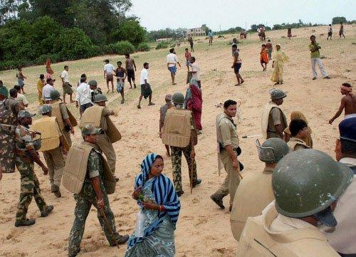 Odisha completes land takeover for Posco plant