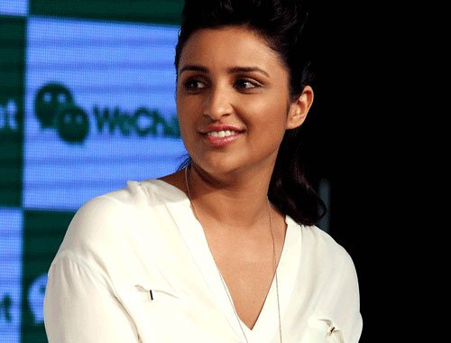 Would love to perform with my cousin: Parineeti Chopra