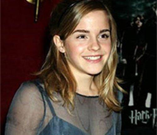Emma Watson obsessed with Emma Bunton